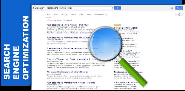 Farsi Trovare Sui Motori Di Ricerca Con Il Search Engine Optimization (SEO)