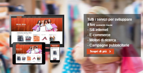Realizzazione siti web a Firenze