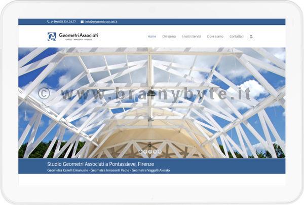 Sito Web Per Studio Di Geometri A Pontassieve