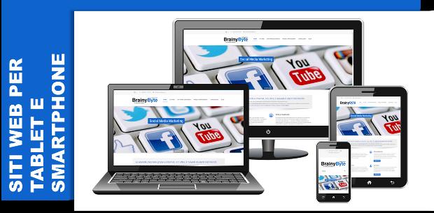 Siti Responsive Web Design Per Tablet E Smartphone