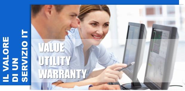 Il Valore Di Un Servizio IT Secondo La Disciplina Dell'ITSM