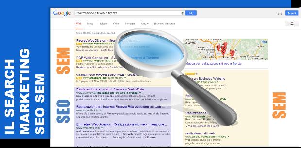 Farsi Trovare Sui Motori Di Ricerca (il Search Marketing)