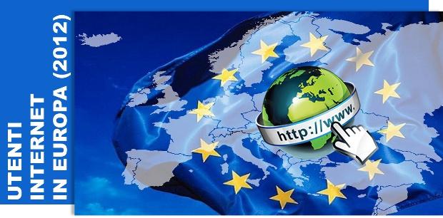 Utilizzo Di Internet Nei Paesi Dell'Unione Europea Nel 2012