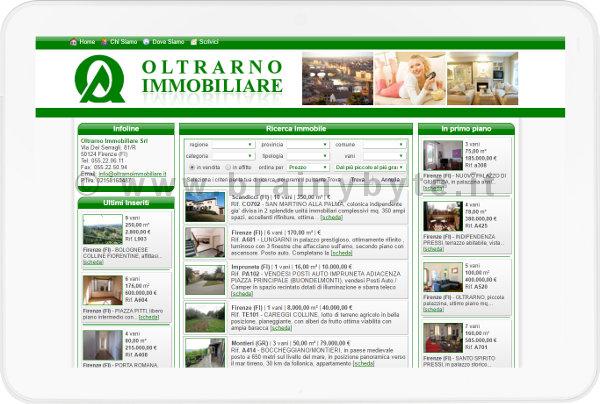 Sito Web Per Agenzia Immobiliare A Firenze