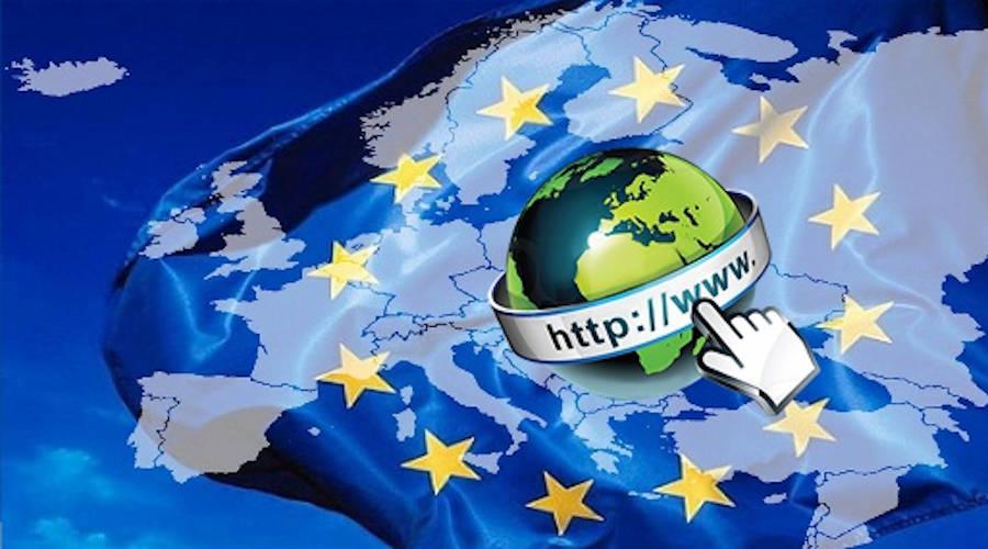 Utilizzo Di Internet Nei Paesi Dell'Unione Europea